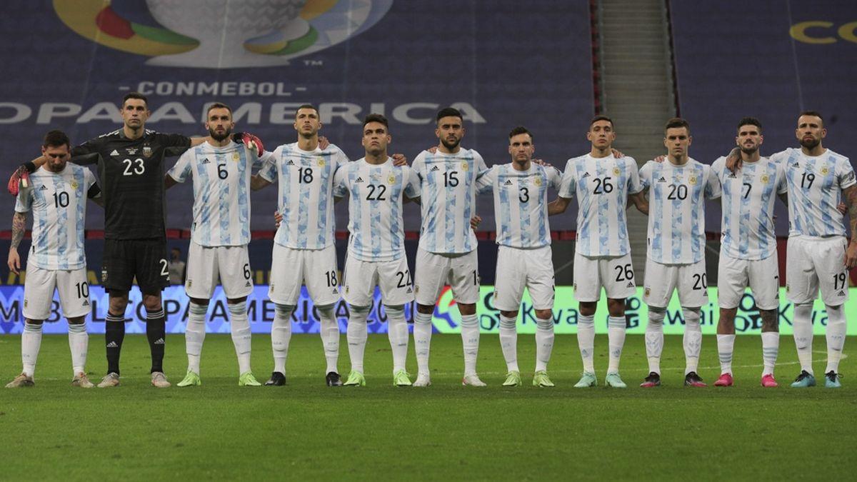 Brasil pidió la salida de cuatro jugadores argentinos