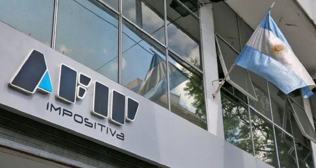 AFIP amplió los beneficios para sus contribuyentes