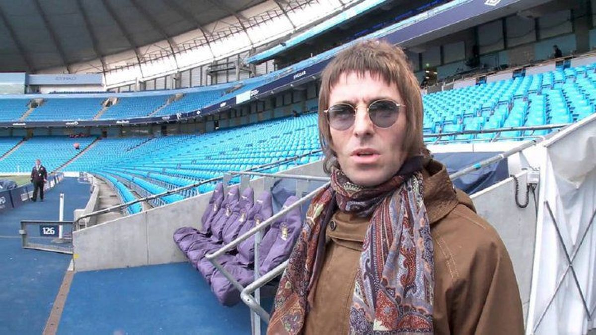 El increíble adelanto del nuevo documental de Oasis