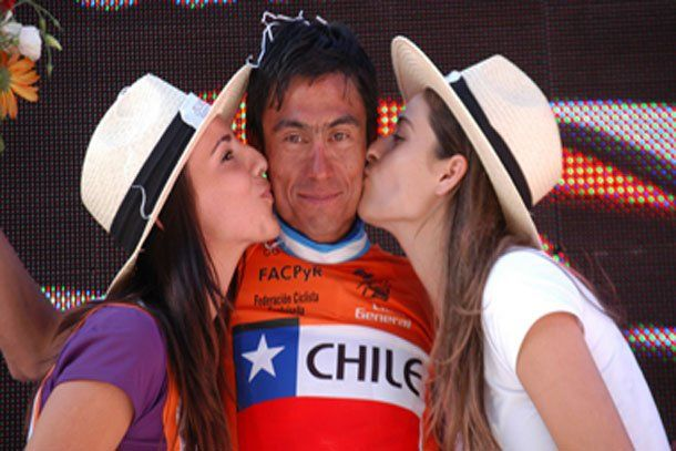 Marco Arriagada quedó a un paso de ganar la 5ª edición del Tour de San Luis