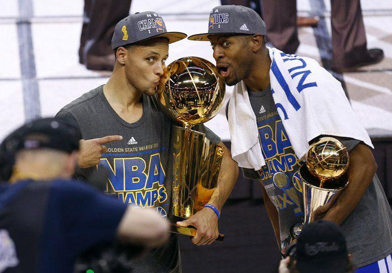 Golden State ganó el título de la NBA y dejó con las ganas a LeBron James