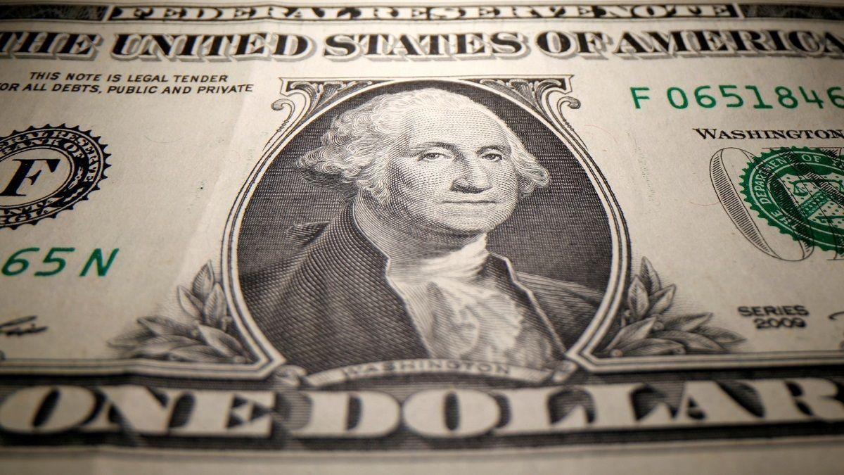 El dólar cerró en alza a $93