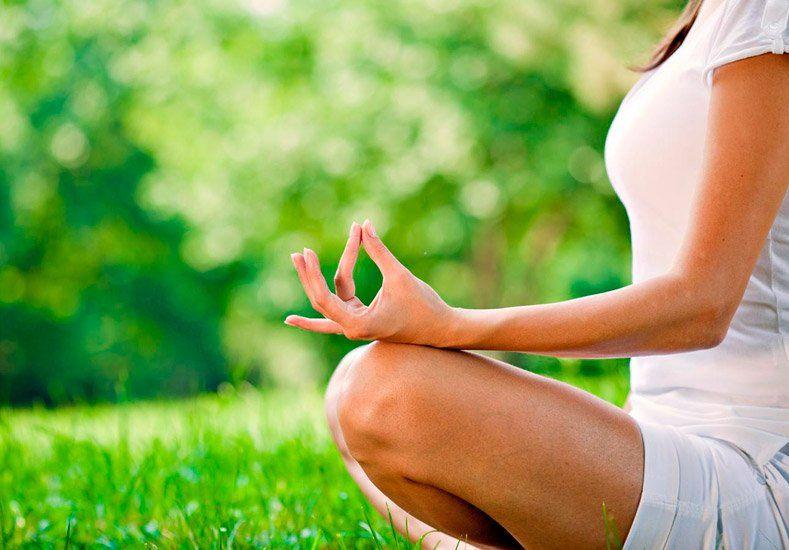 San Juan celebra el día internacional del Yoga