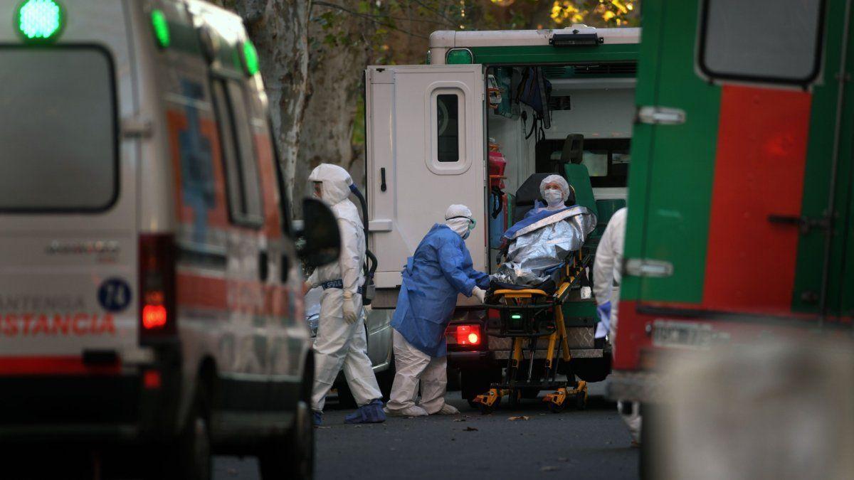 Coronavirus en Argentina: reportaron 4.625 nuevos casos