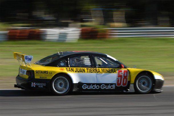Top Race: Henry Martin salió cuarto completando una gran carrera