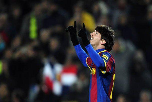 Copa del Rey: con un Messi brillante, el Barça goleó y podría enfrentar al Real en la final
