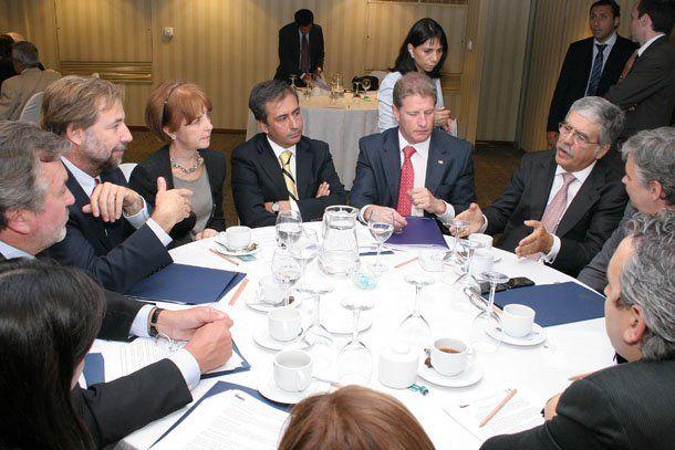 Agua Negra y Pascua Lama se metieron en la agenda del encuentro de ministros de Argentina y Chile