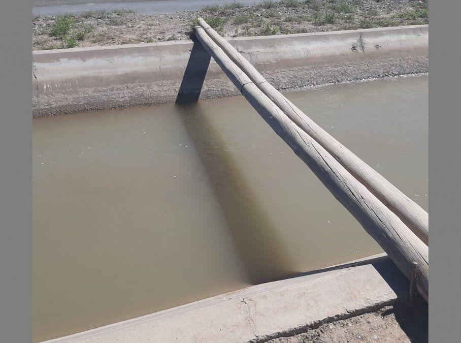 El cuerpo de la nena que se ahogó en un canal fue hallado a 5 kilómetros