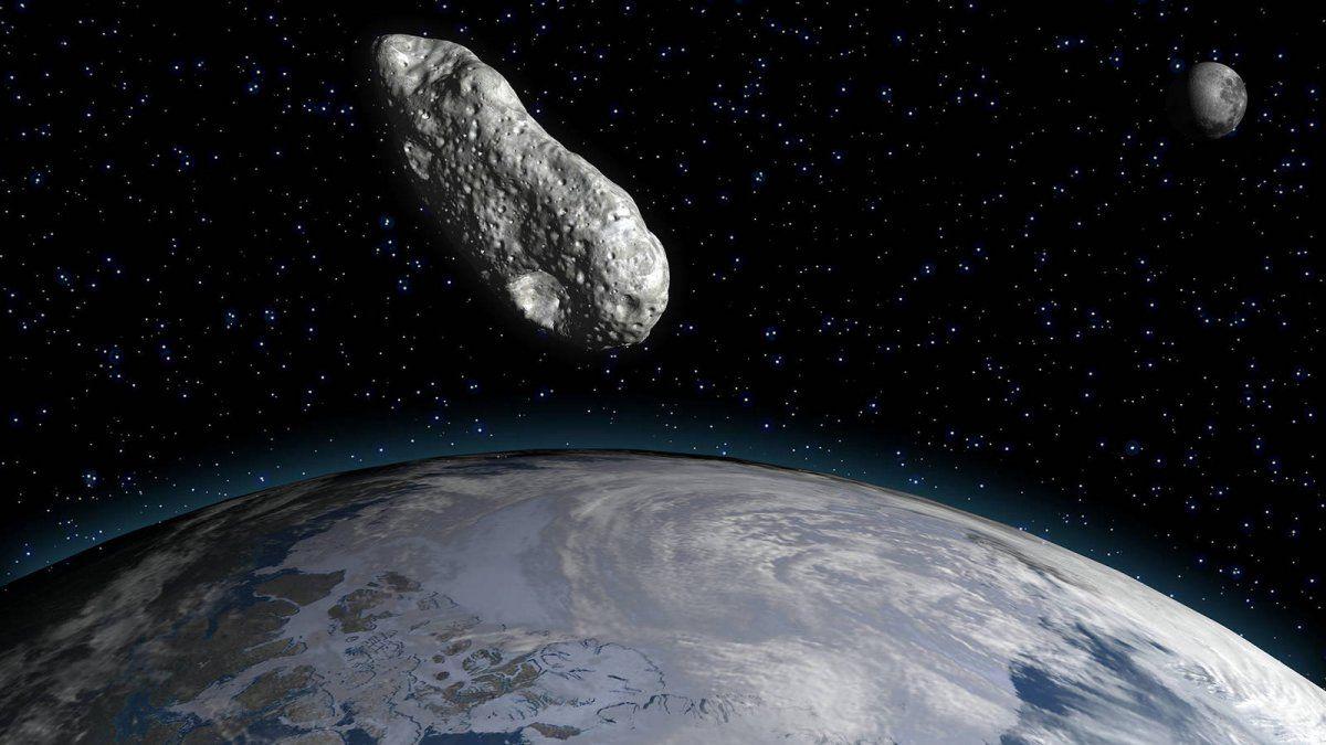 Un asteroide que podría impactar contra la Tierra tiene el poder de 150 bombas de Hiroshima