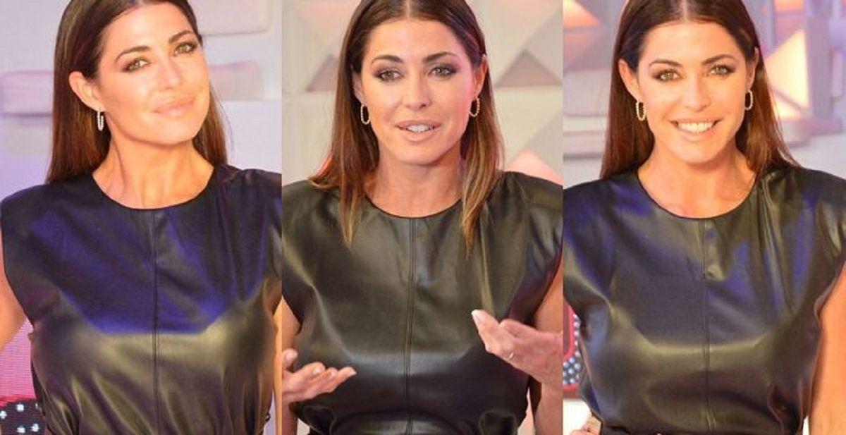 Pamela David vuelve a la televisión. Fotos: Eduardo Aguada.