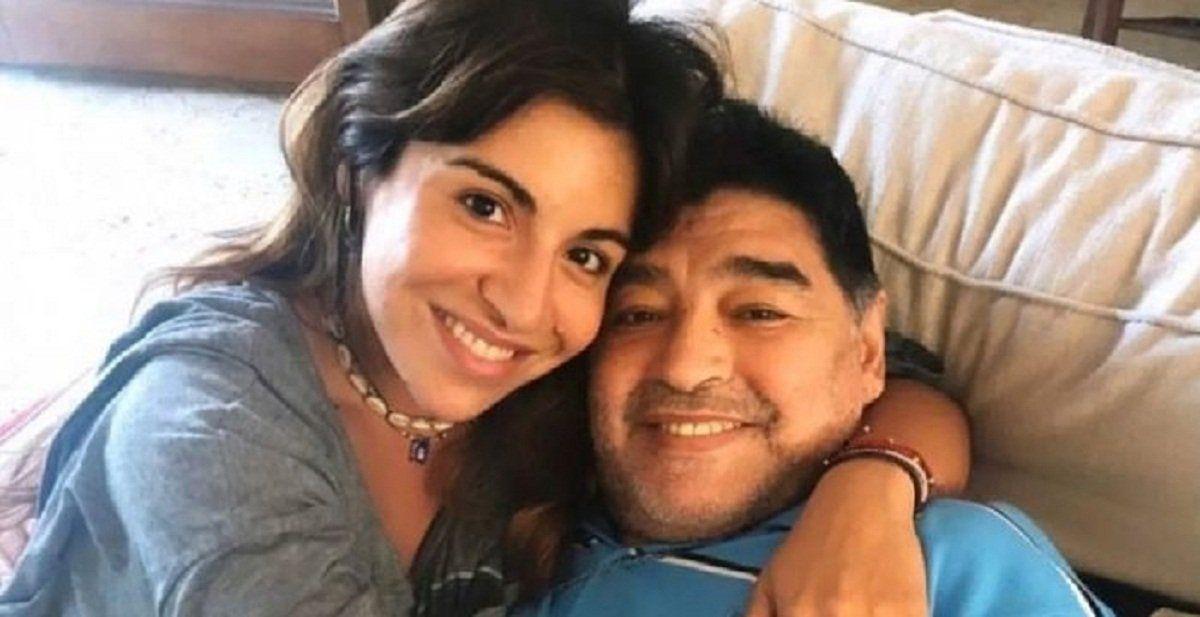 Revelaron que Maradona tenía un apodo despectivo para Gianinna