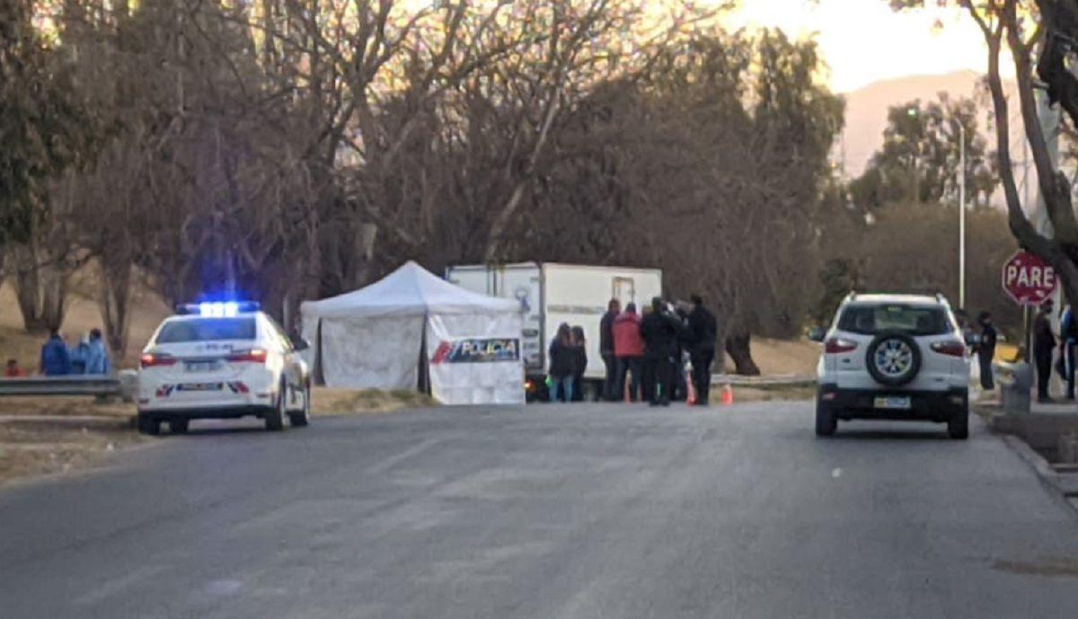 Accidente en Lateral de Circunvalación: murió un motociclista (Foto: sj8)