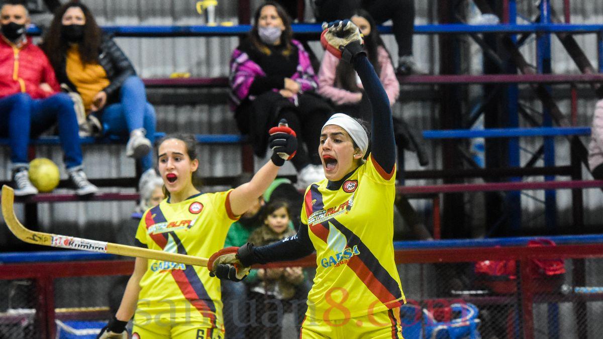 El Argentino femenino de hockey definió sus zonas