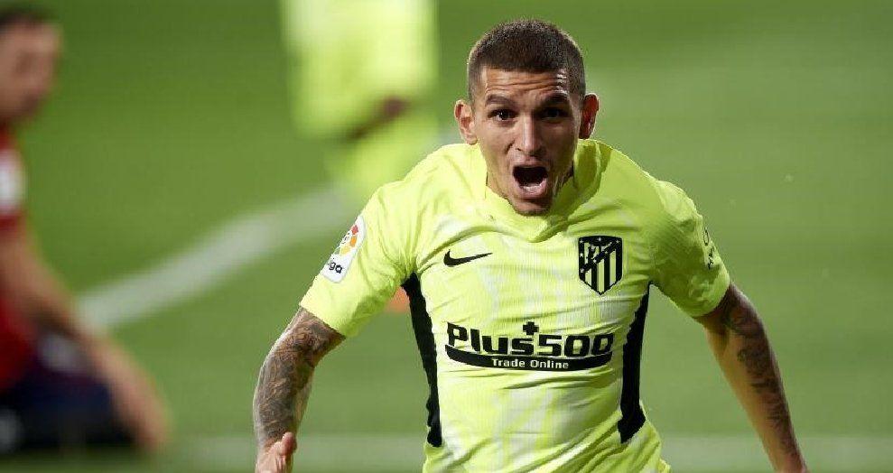 Lucas Torreira se ilusiona con jugar en Boca.