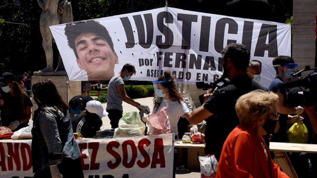 A un año del crimen de Fernando Báez, realizarán actos en homenaje