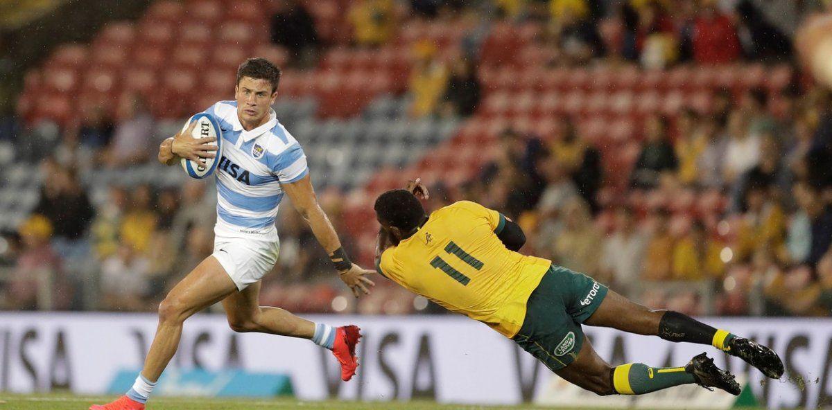 Los Pumas cayeron al 9° lugar del ranking de la World Rugby.