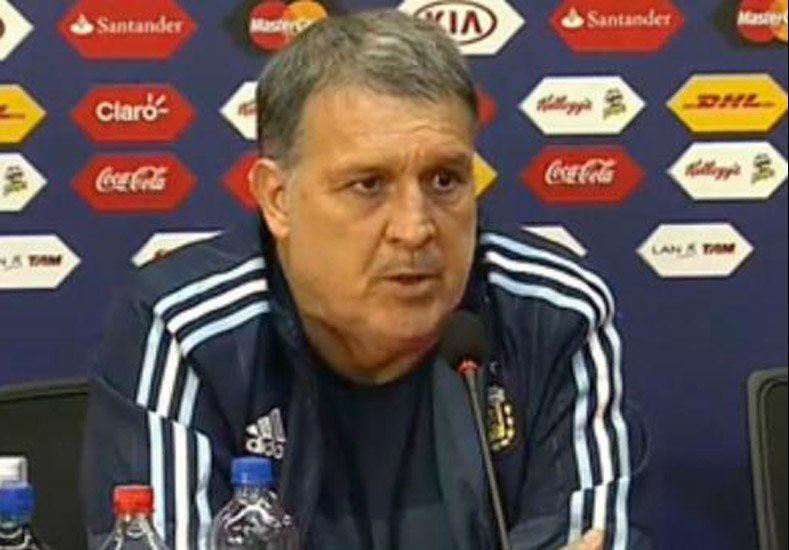 Luego del empate con Paraguay, para Martino no hay mucho que modificar