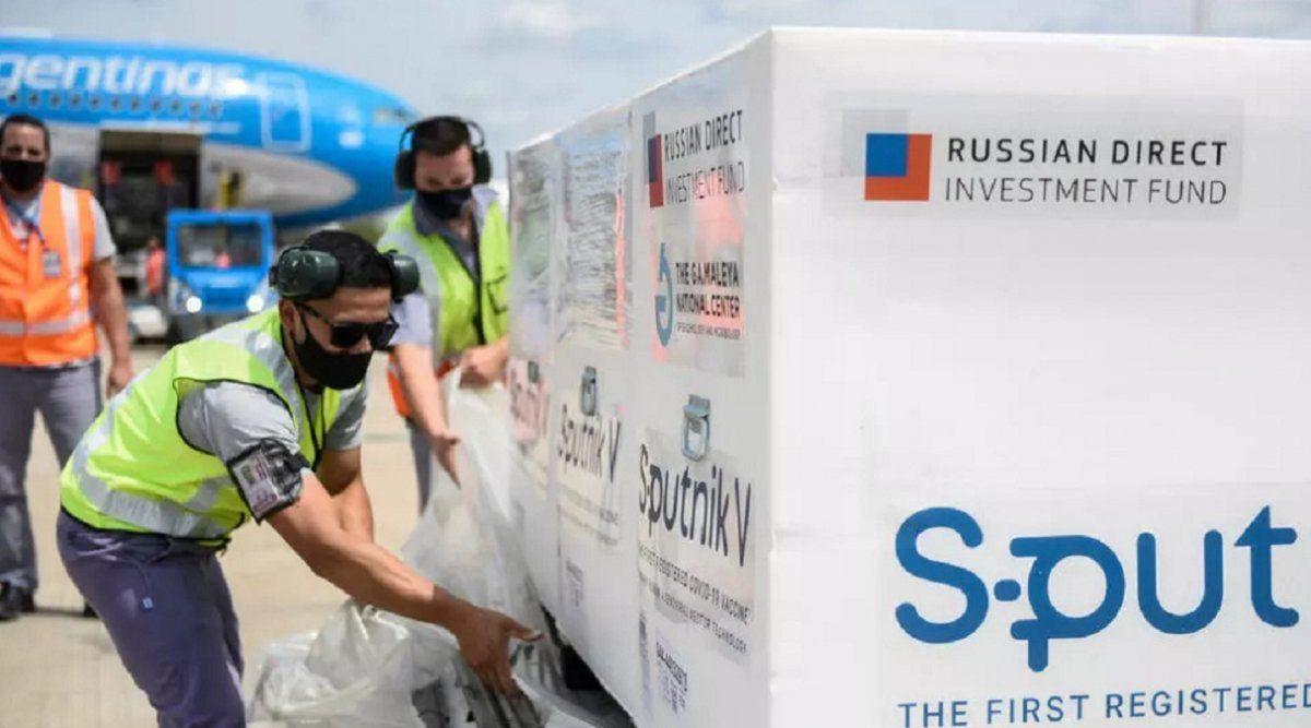 La vacuna Sputnik comenzará a producirse en la Argentina