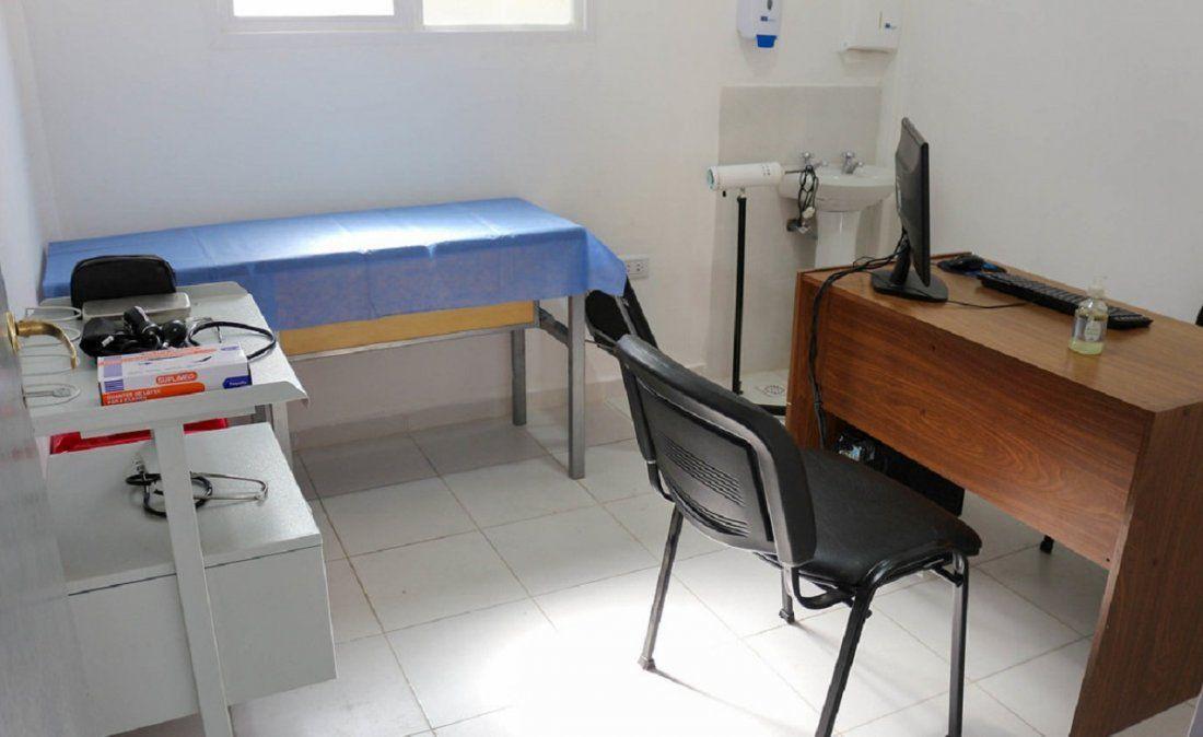 Inauguraron la ampliación del Centro de Salud Aldo Hermosilla