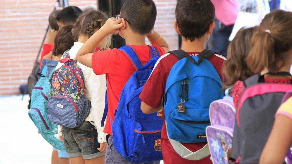 Una mochila nueva para el regreso a clases subió el 100%.