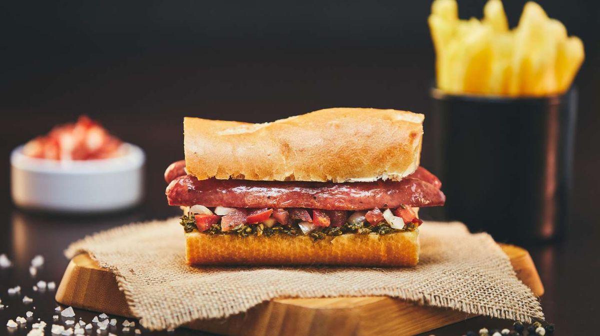 El choripán fue elegido como uno de los cinco mejores sándwiches del mundo