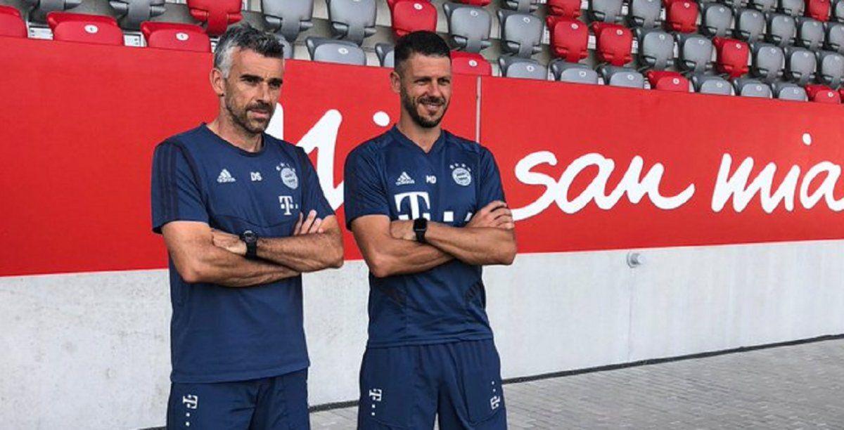 Demichelis tendrá un puesto importante en Bayern Munich