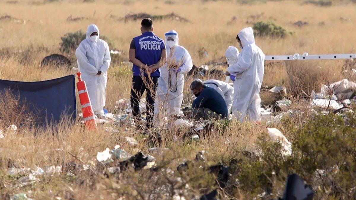 El peritaje confirmó que el cuerpo hallado en Neuquén es el de Agostina Gisfman