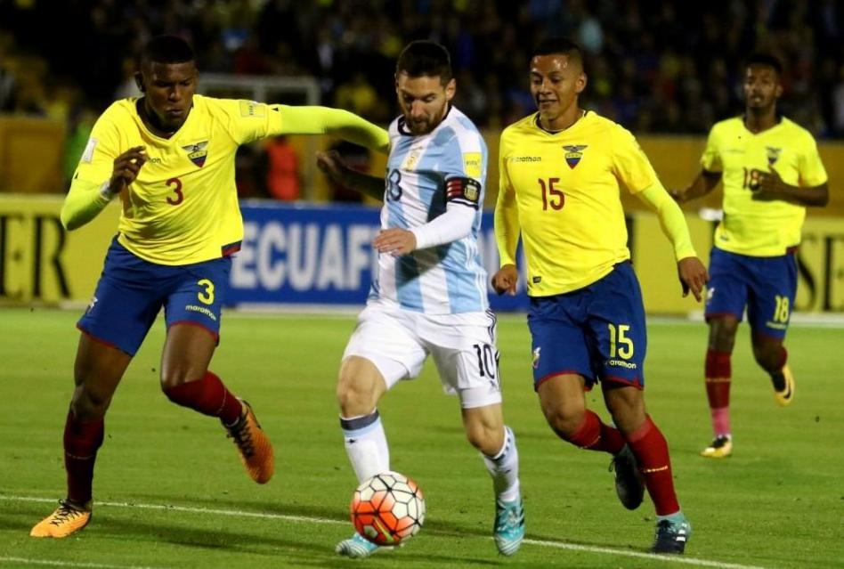Las Eliminatorias Sudamericanas podrían comenzar en Europa