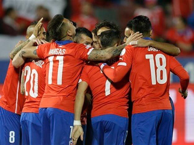 Chile aplastó a Bolivia y ya sueña con ganar la Copa en su casa