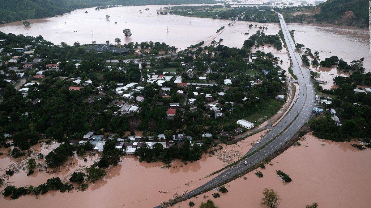 El huracán Iota deja 41 muertos en Centroamérica