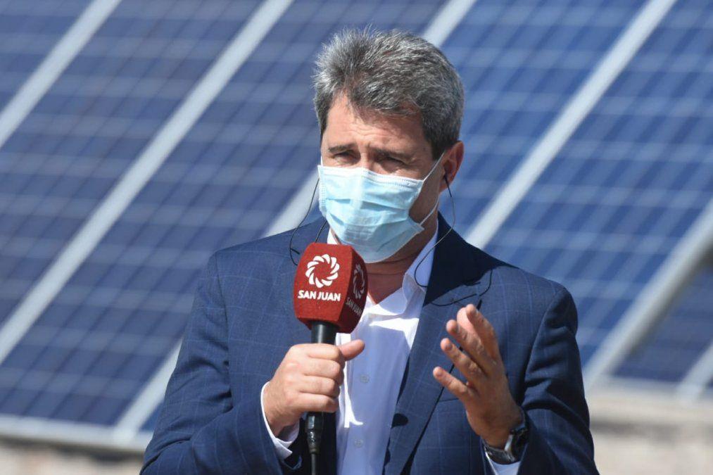 Darío Martínez: San Juan es ejemplo de cómo optimizar el uso del agua y el sol