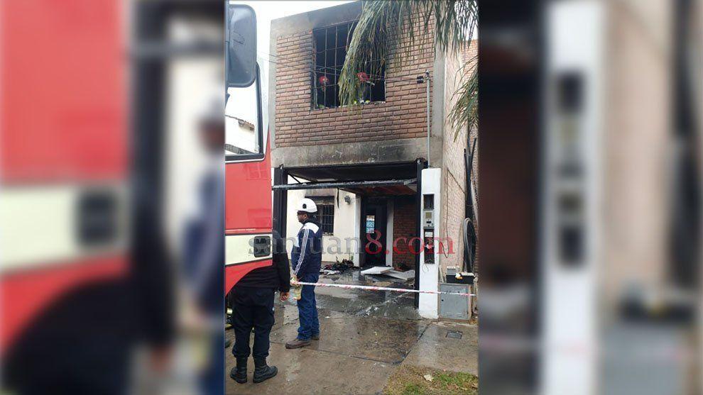 Aún no determinan la causa que generó el fatal incendio en el Udap II