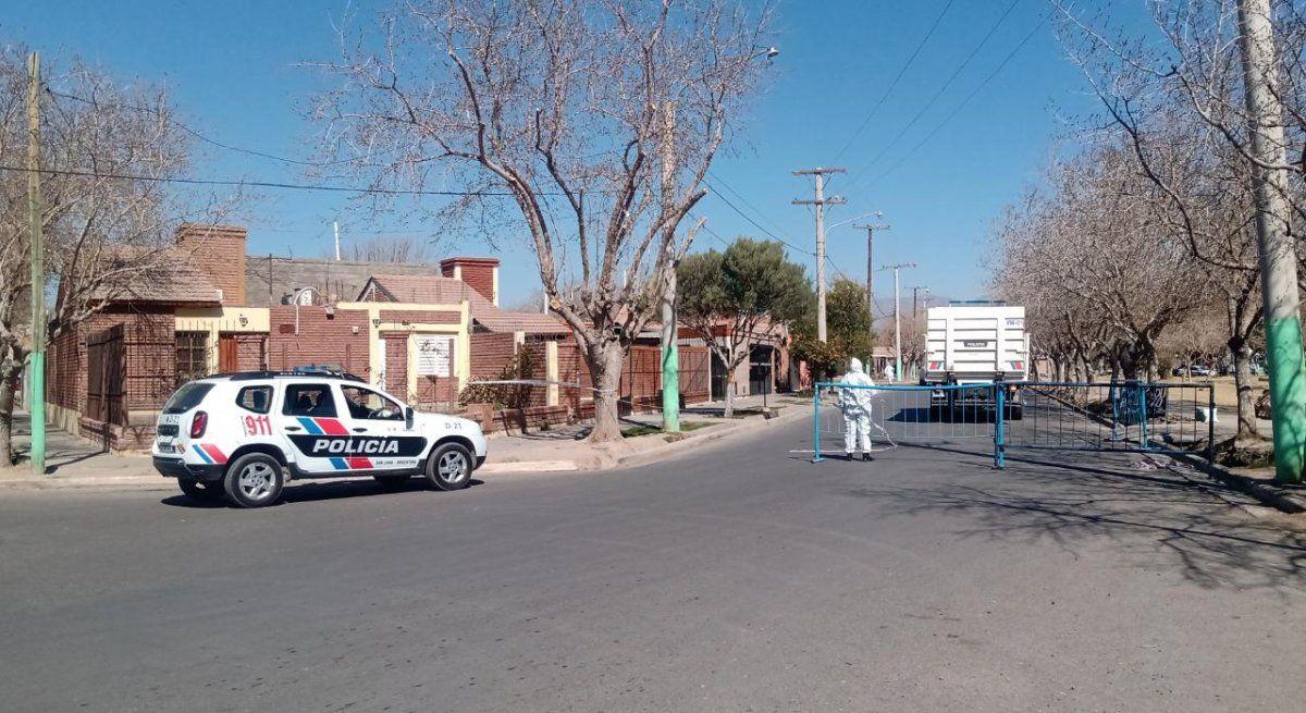 Test rápidos para todos los vecinos de los barrios aislados en Rivadavia