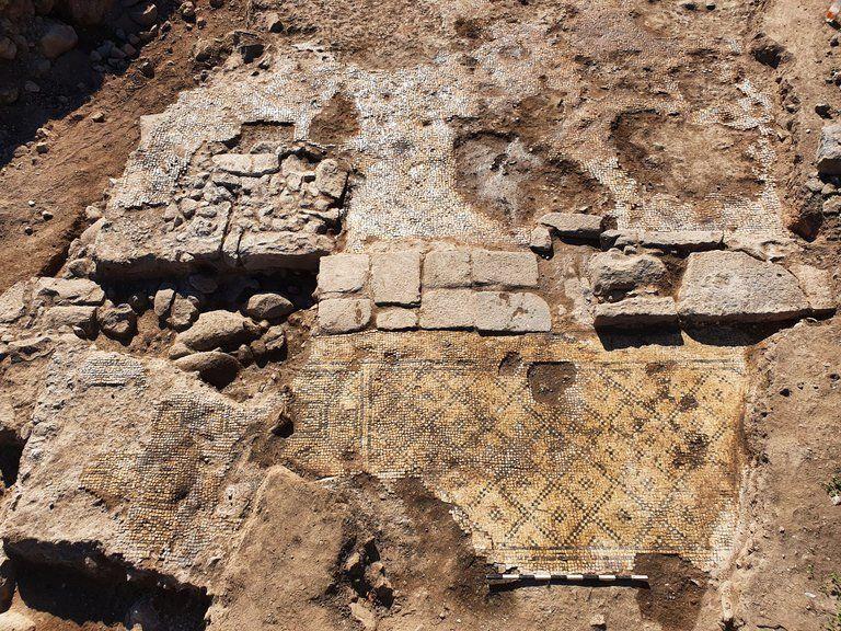 Descubrieron en Israel una inscripción dedicada a Jesús, el hijo de María