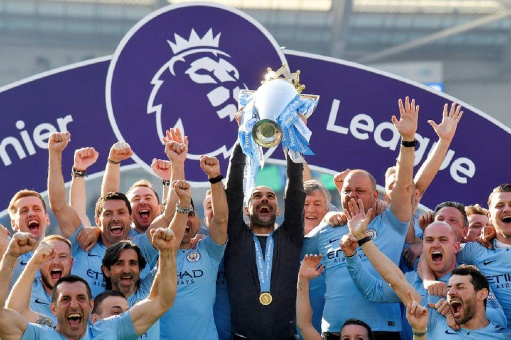 Manchester City se convirtió en el primer club en renunciar a la Superliga Europea.
