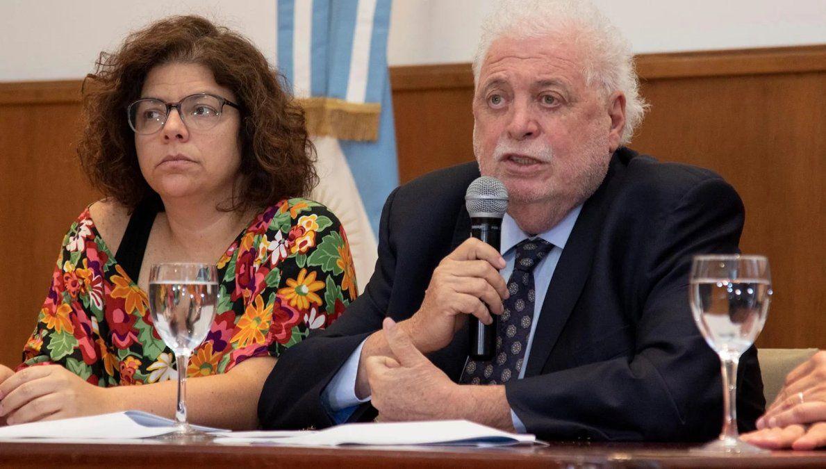 Oficializaron la renuncia de González García y Vizzotti asume como ministra