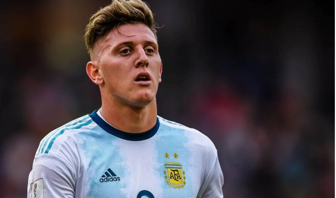 Adolfo Gaich dejará Rusia y jugará en el Calcio.