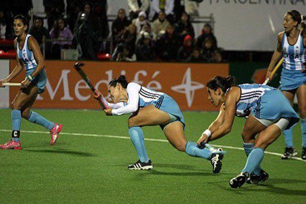 Las Leonas retomaron las prácticas de cara a los torneos Cuatro Naciones