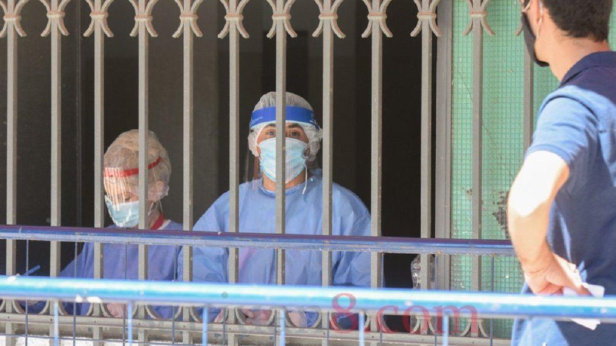 Covid-19: San Juan sumó una muerte y hay 63 internados