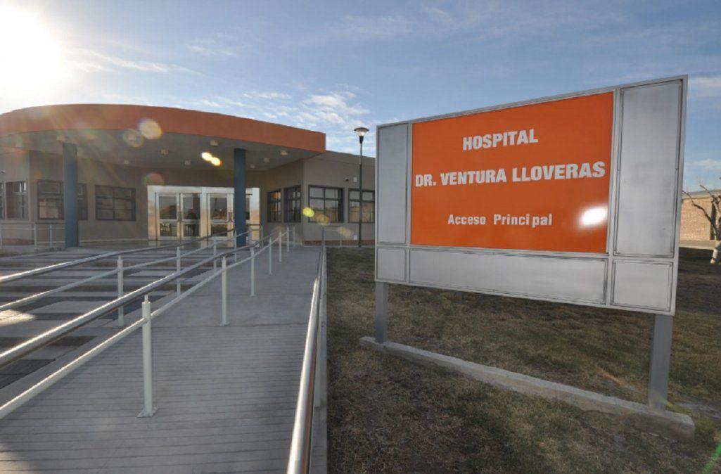 Un paciente del Hospital Dr. Ventura Lloveras murió por Covid-19.