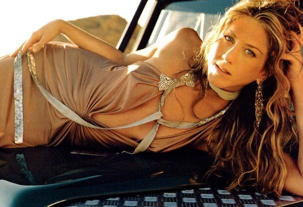 Jennifer Aniston mostró un polémico adorno navideño