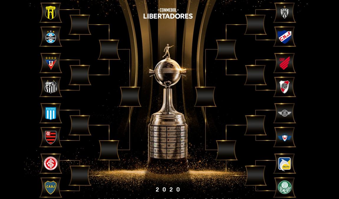 Boca y River sólo podrían cruzarse en la final de la Libertadores
