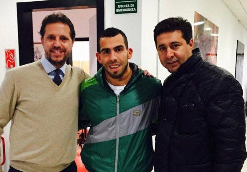 ¿Más cerca? Angelici confirmó que Tevez jugará en Boca o Juventus