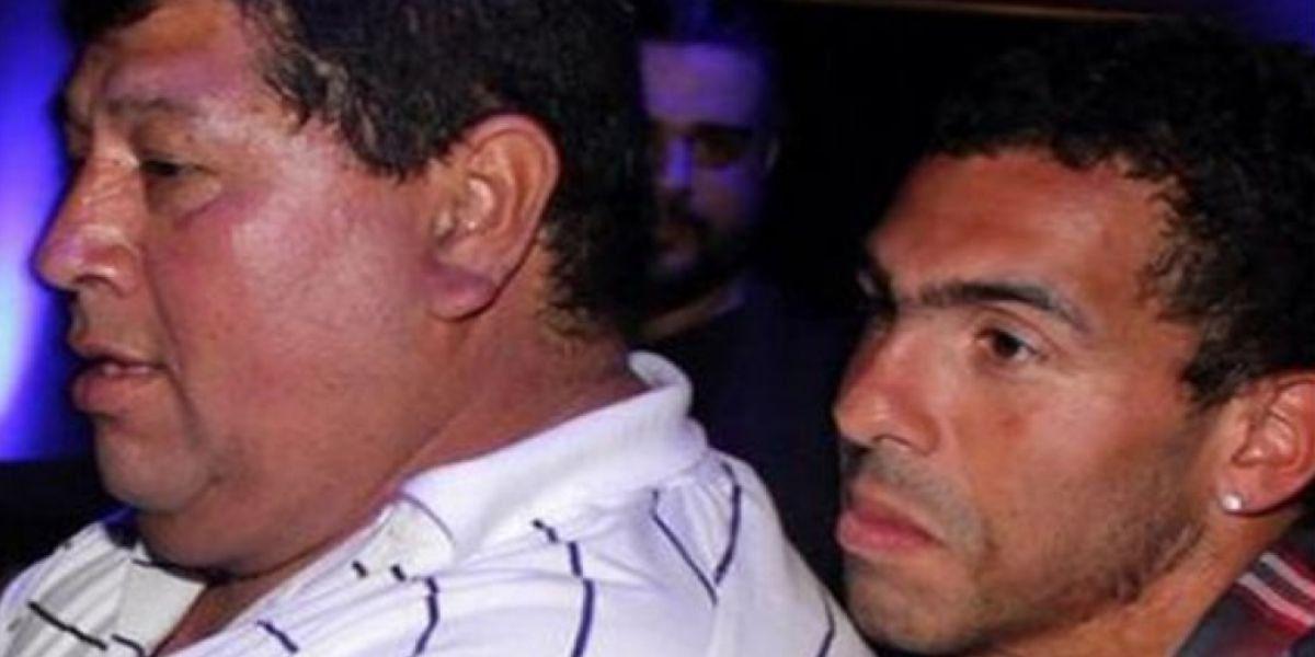 Carlos Tevez no jugará ante Newells por la muerte de su papá