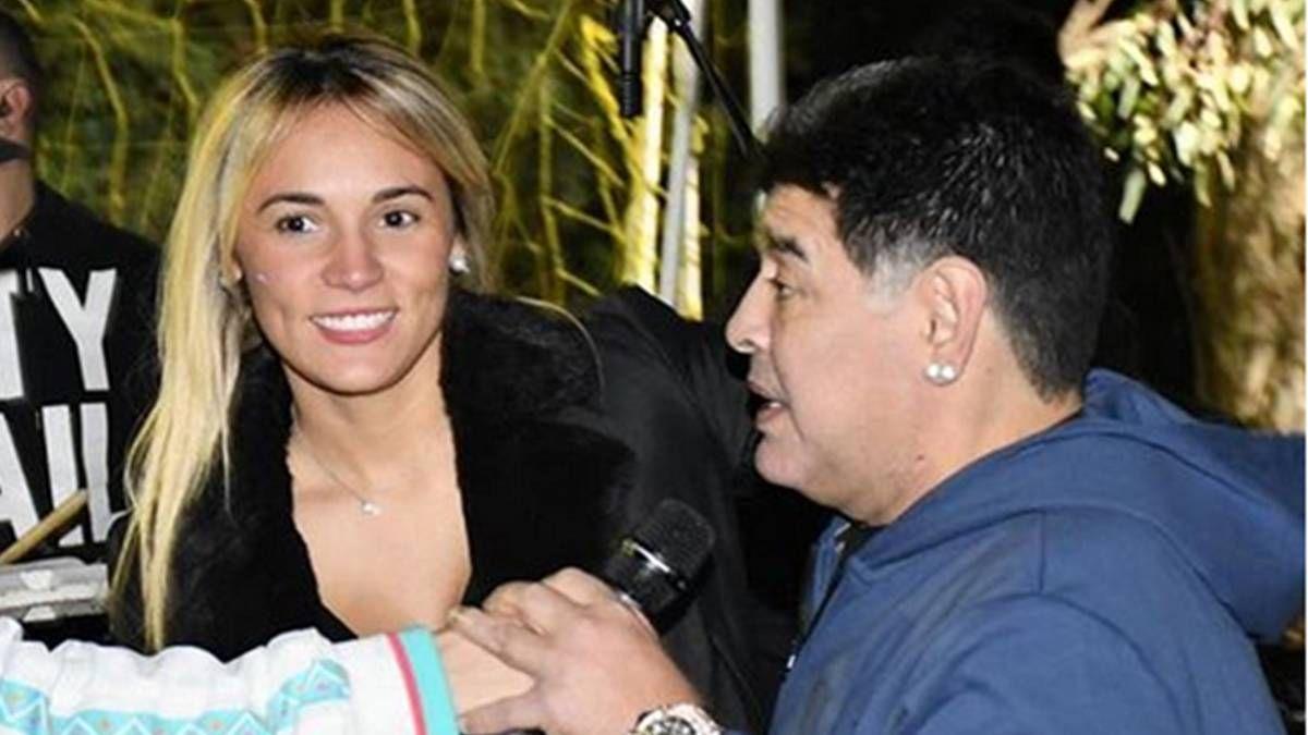 Rocío Oliva querella a Vanesa Maradona