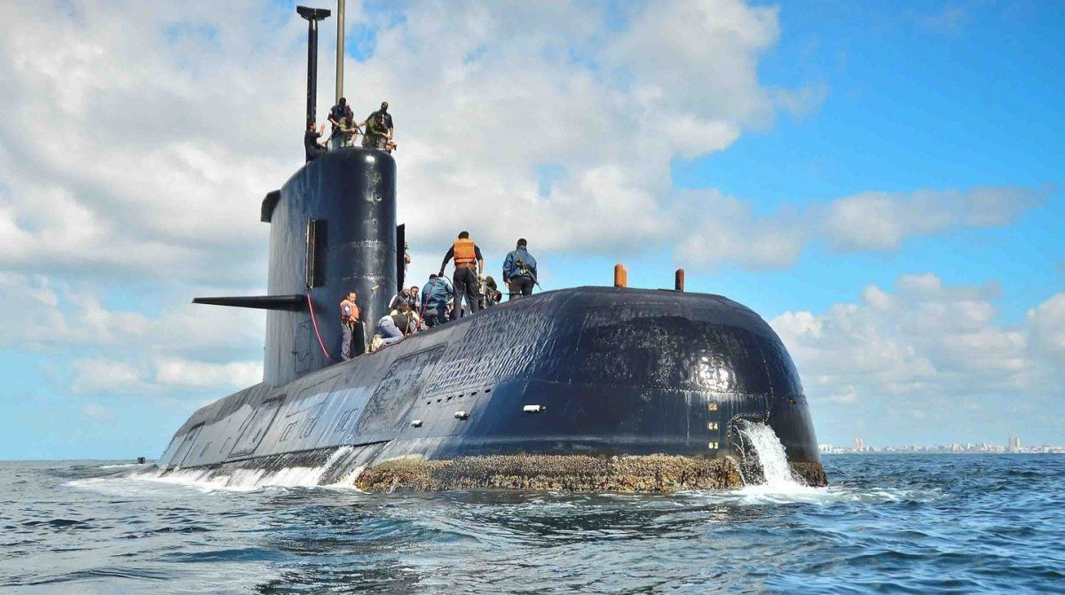 Citan como testigo a exfuncionario de Defensa macrista por hundimiento del ARA San Juan