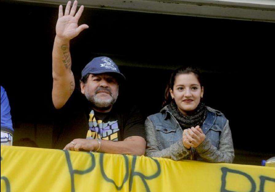 Dalma habló del abrazo de Claudia Villafañe con Jana