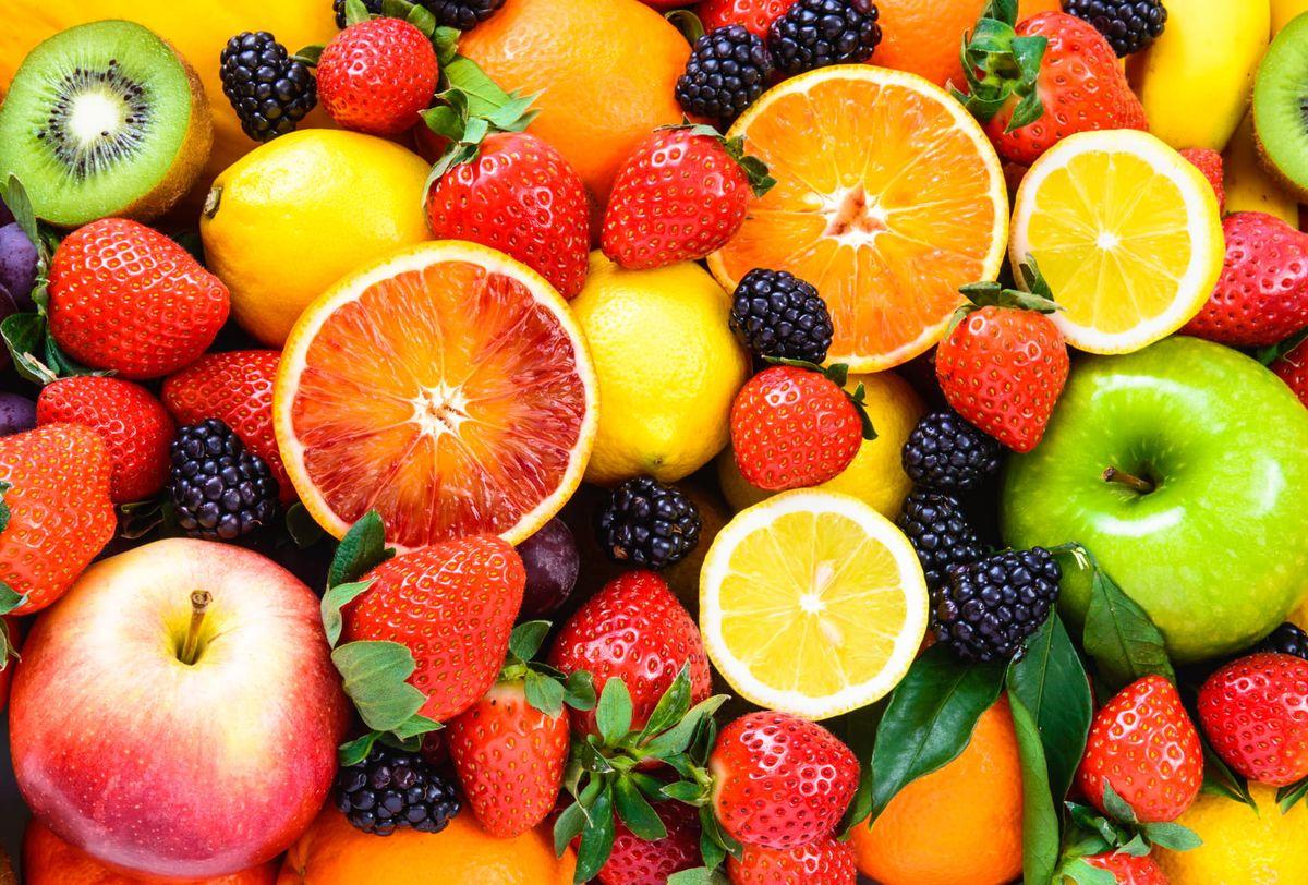 Las frutas y verduras de primavera con poder rejuvenecedor