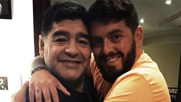 Diego Maradona Junior, internado en Italia por complicaciones por el coronavirus