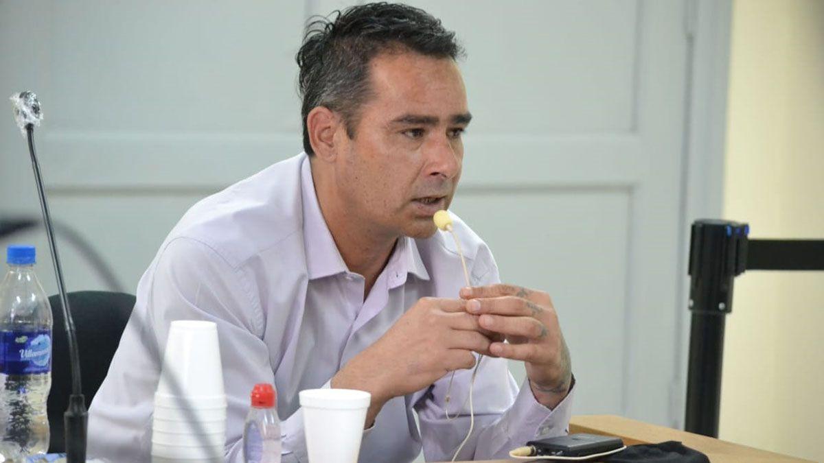 Marcos Graín fue condenado a 11 años por entregar a una joven para que la violaran.